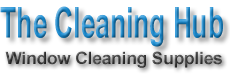 The Cleaning Hub Window Cleaning Supplies