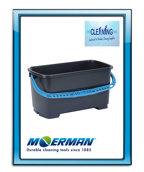 Moerman 22L Black Bucket