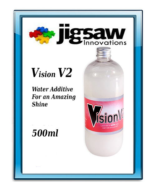 Vision V2 Pure Water Additive 500ml